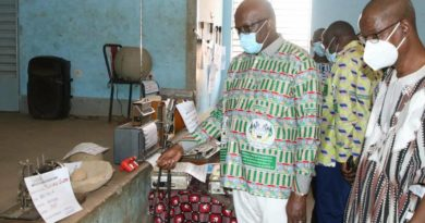 Salon des conservations des curiosités et des collections : le président du Faso s'engage à soutenir les conservateurs d'antiquités