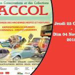Communiqué SACCOL 2018