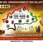 SACCOL spécial Centenaire du Burkina: de Juin à Décembre dans 9 villes