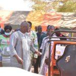 11 Décembre 2020: le ministre d'Etat visite l'exposition des curiosités du Burkina à Banfora